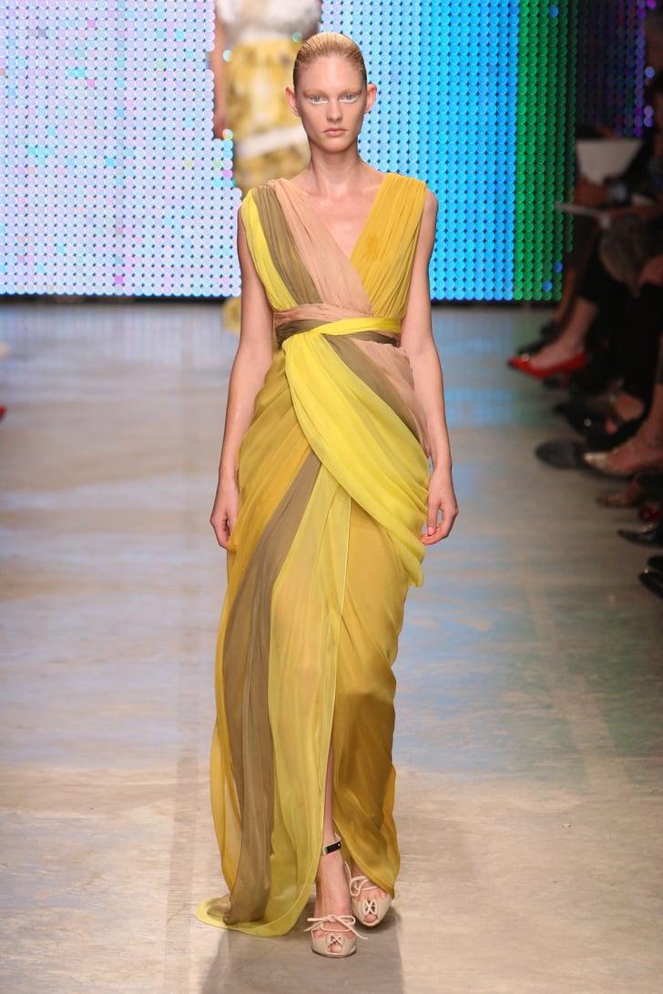 Spring 2011 Paris Fashion Week: Giambattista Valli