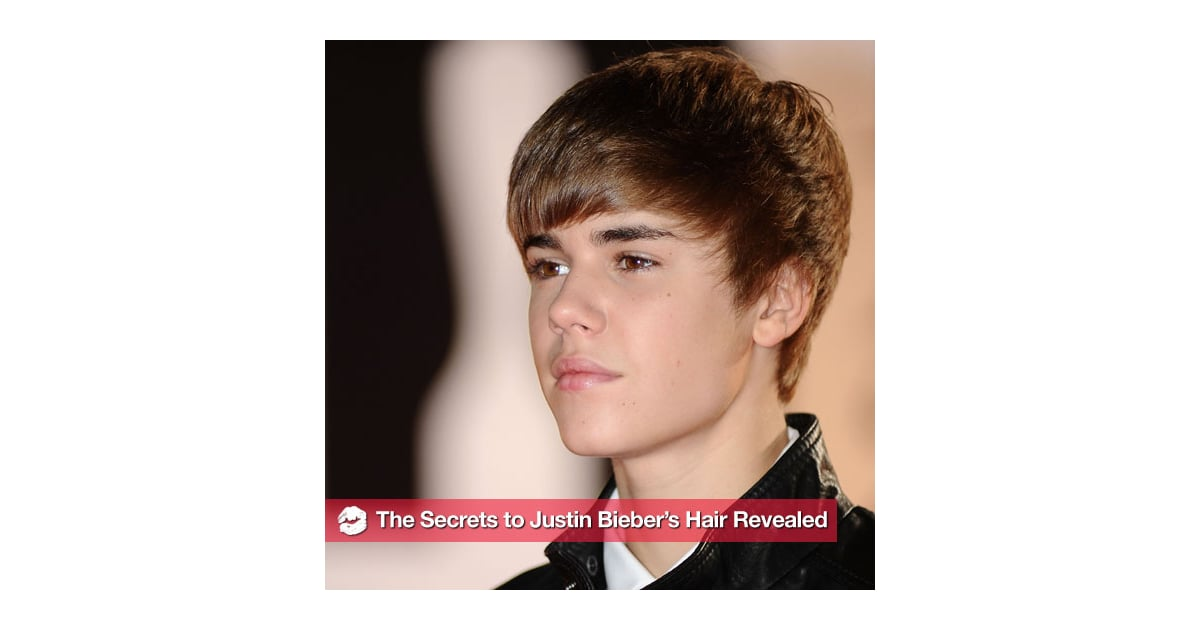 how to style my hair like justin bieber how to style hair like justin bieber popsugar 6821