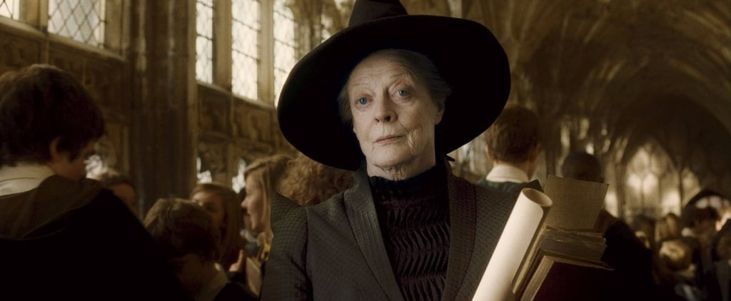 15 Times Professor McGonagall Was an Absolute Queen