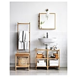 Ragrund Chair With Towel Rack