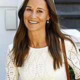 "Pippa Middleton's Engagement Ring Amps Up Her Summer Dress Like ""Whoa"""