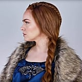 Sansa Hair Evolution 5