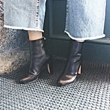 Swap Sandals For Ankle Booties