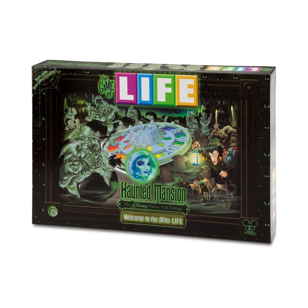 The Game of Life The Haunted Mansion Edition