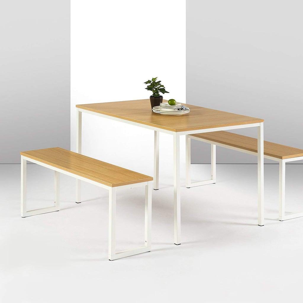Zinus Louis Modern Studio Collection Soho Dining Table