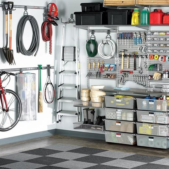 Garage Organisation Ideas