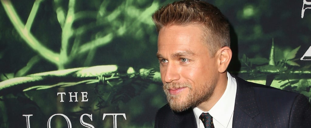 Charlie Hunnam Talking About Working With Robert Pattinson