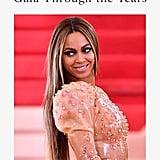 Beyoncé at the Met Gala Pictures