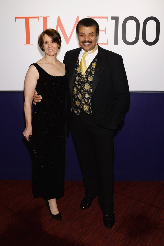 Cosmos host Neil deGrasse Tyson attended the bash with Alice Young.