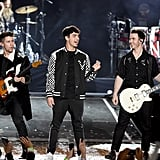 The Jonas Brothers at Wango Tango
