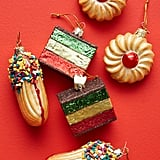 Italian Cookie Ornaments, Set of Six