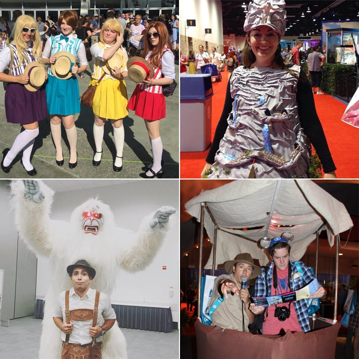 DIY Disneyland Costume Ideas