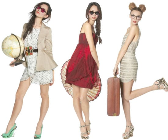 Pictures of Alice + Olivia Spring 2011 Collection