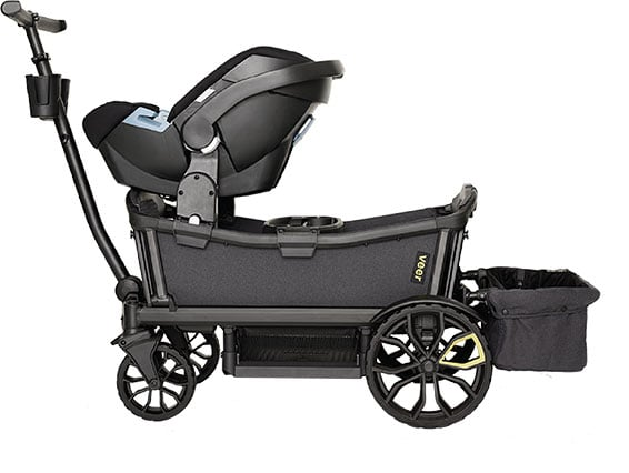 Veer All Terrain Cruiser Wagon Best Strollers 2019