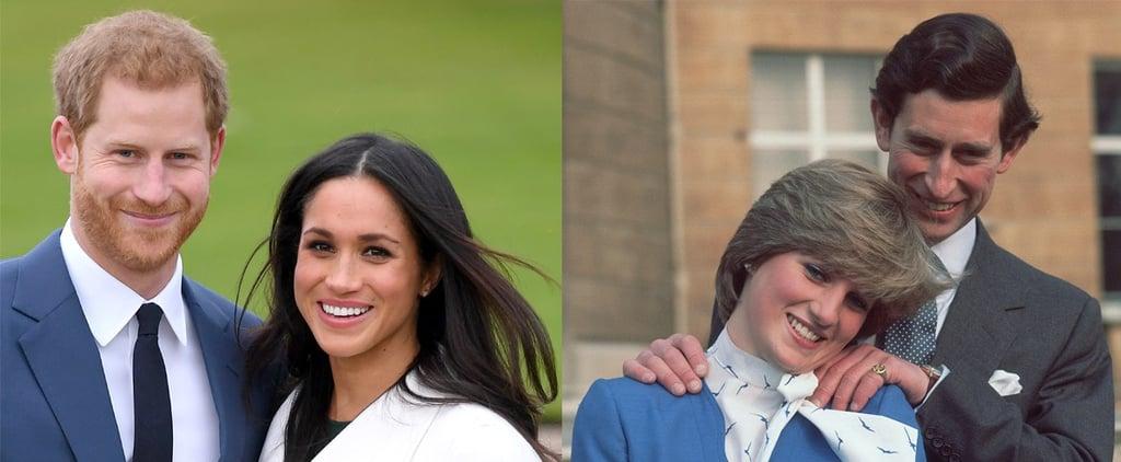 How Meghan Markle Is Like Princess Diana