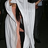 Lady Gaga as a Ghost