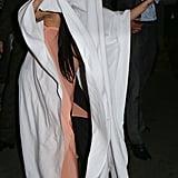 Lady Gaga as a Ghost