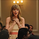 Taylor Swift on New Girl.