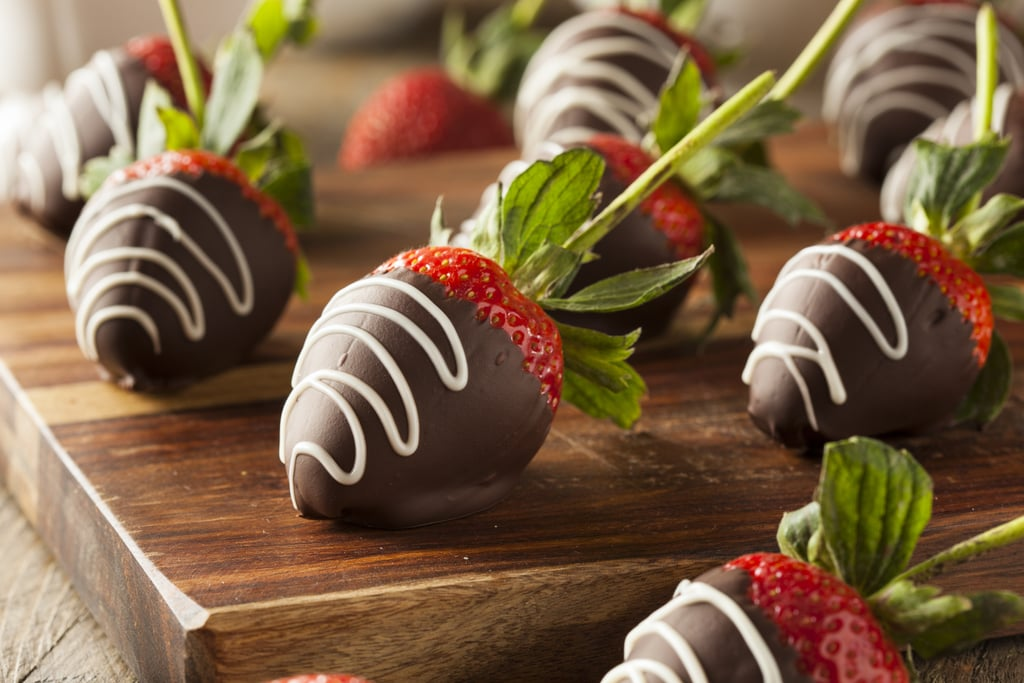 90 Day Fiancé Journey and Chocolate-Covered Strawberries