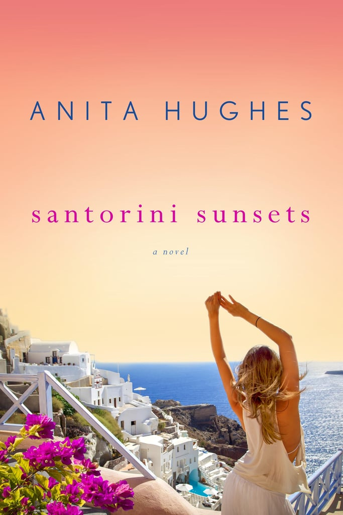 Santorini Sunsets by Anita Hughes, Aug. 2