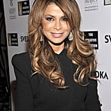 Paula Abdul looked gorgeous as ever Sunday night before the 57th presidential inauguration.