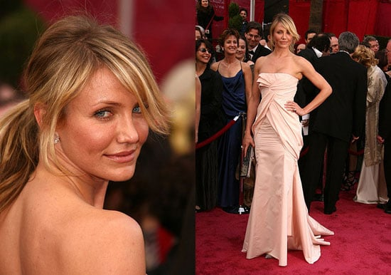 Oscars Red Carpet: Cameron Diaz