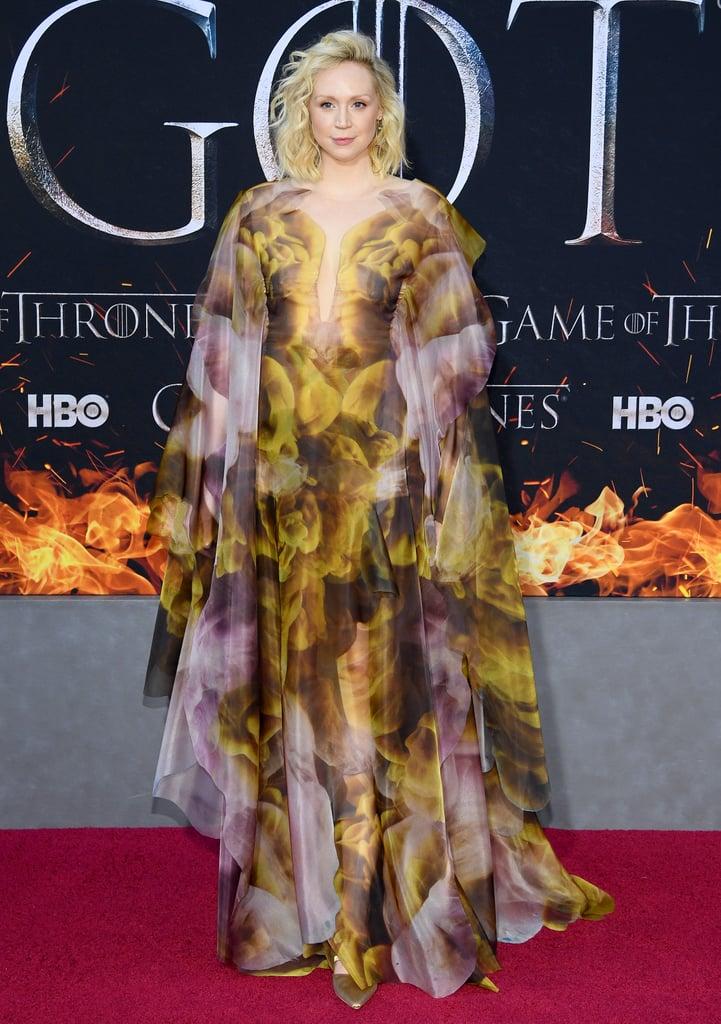 Gwendoline Christie Dress at Game of Thrones Premiere 2019