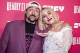 <div>38 Photos of Kevin and Harley Quinn Smith That Prove the Apple Didn't Fall Far From the Tree</div>