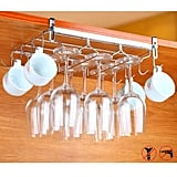 EigPluy Wine Glass Rack