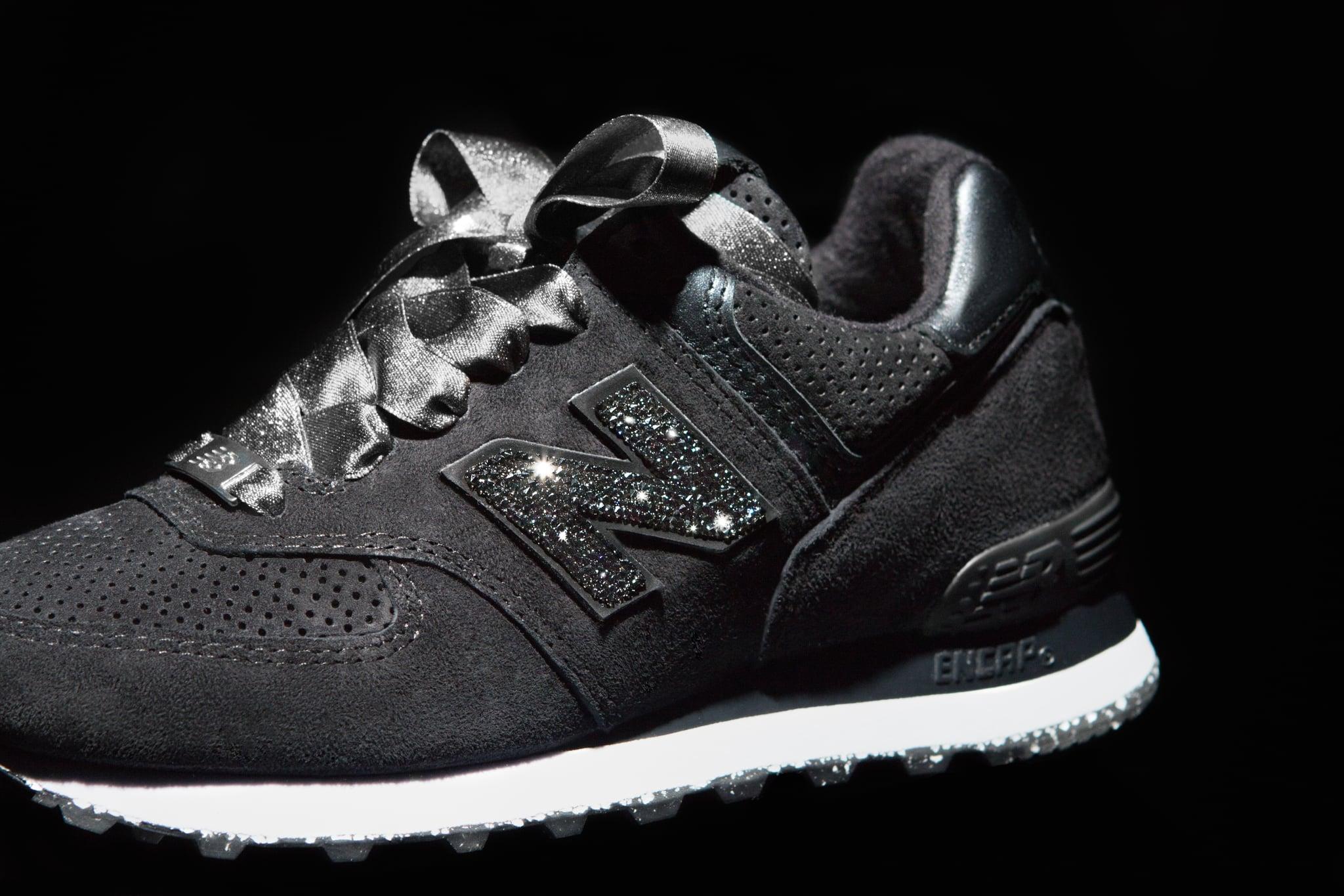 New Balance Swarovski Crystal Sneakers | POPSUGAR Fashion