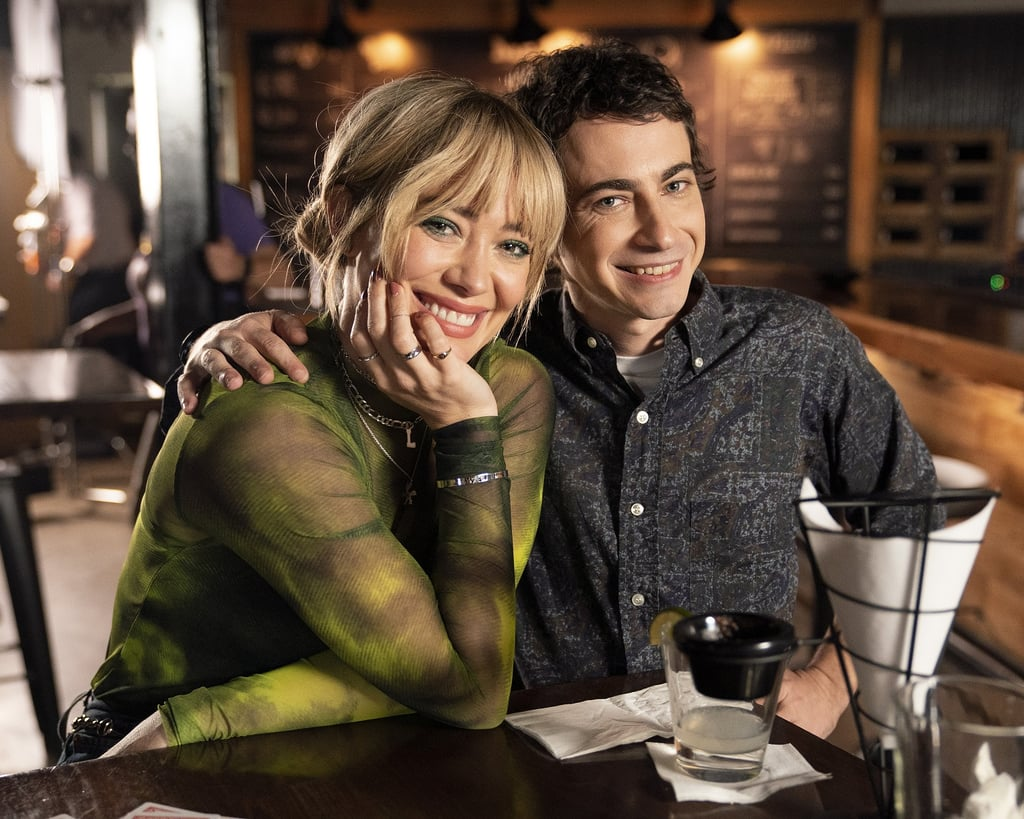 "Our prayers have been answered, because Gordo is officially returning for the Lizzie McGuire reboot! On Wednesday, Disney+ announced that actor Adam Lamberg would be reprising his role as Lizzie's childhood best friend on the show. In the photo, Hilary Duff and Lamberg are all smiles as they sit at a table for two. Perhaps their characters are getting reacquainted after all this time apart? While Gordo and Lizzie appeared to get together at the end of The Lizzie McGuire Movie, Duff recently confirmed that she is engaged to someone else in the reboot. ""I feel like them not being together is what was so good [about the original series],"" she told Vulture. ""It's that one person that you're like, Was he the one? Is it ever going to be? You're always kind of wondering. We wanted it to hurt everyone a little bit, and it'll continue to hurt.""      Related:                                                                                                           Get a First Look at the Lizzie McGuire Reboot With These Behind-the-Scenes Photos               Lamberg joins the growing list of original cast members returning for the new series. In addition to Duff, the McGuire family — Jake Thomas, Hallie Todd, and Robert Carradine — will also be reprising their roles. There's also a good chance that we'll see Ethan Craft pop up in a few episodes. Duff recently teased that Lizzie and Ethan might have ""a thing"" in the reboot. We can't wait to see how Gordo reacts to that. See the cute announcement video below!"