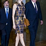 Queen Letizia's 2016 Look
