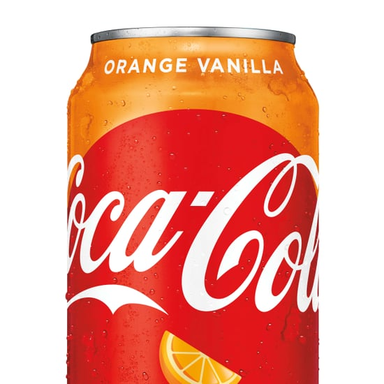 Orange Vanilla Coca-Cola Launch