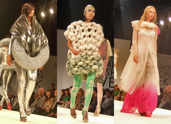 Westminster University at Graduate Fashion Week
