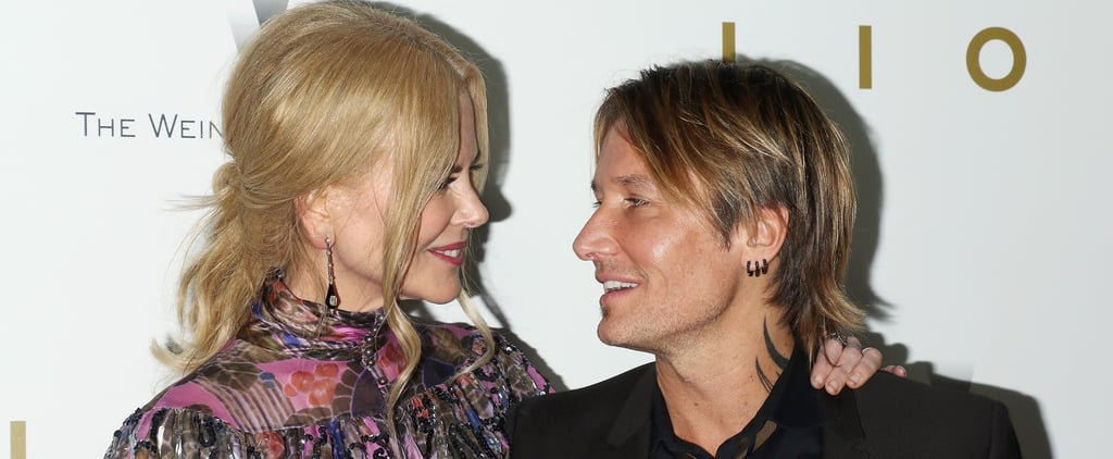 "Nicole Kidman on How Keith Urban Helped Her After Her Father's Sudden Death: ""He Literally Picked Me Up"""