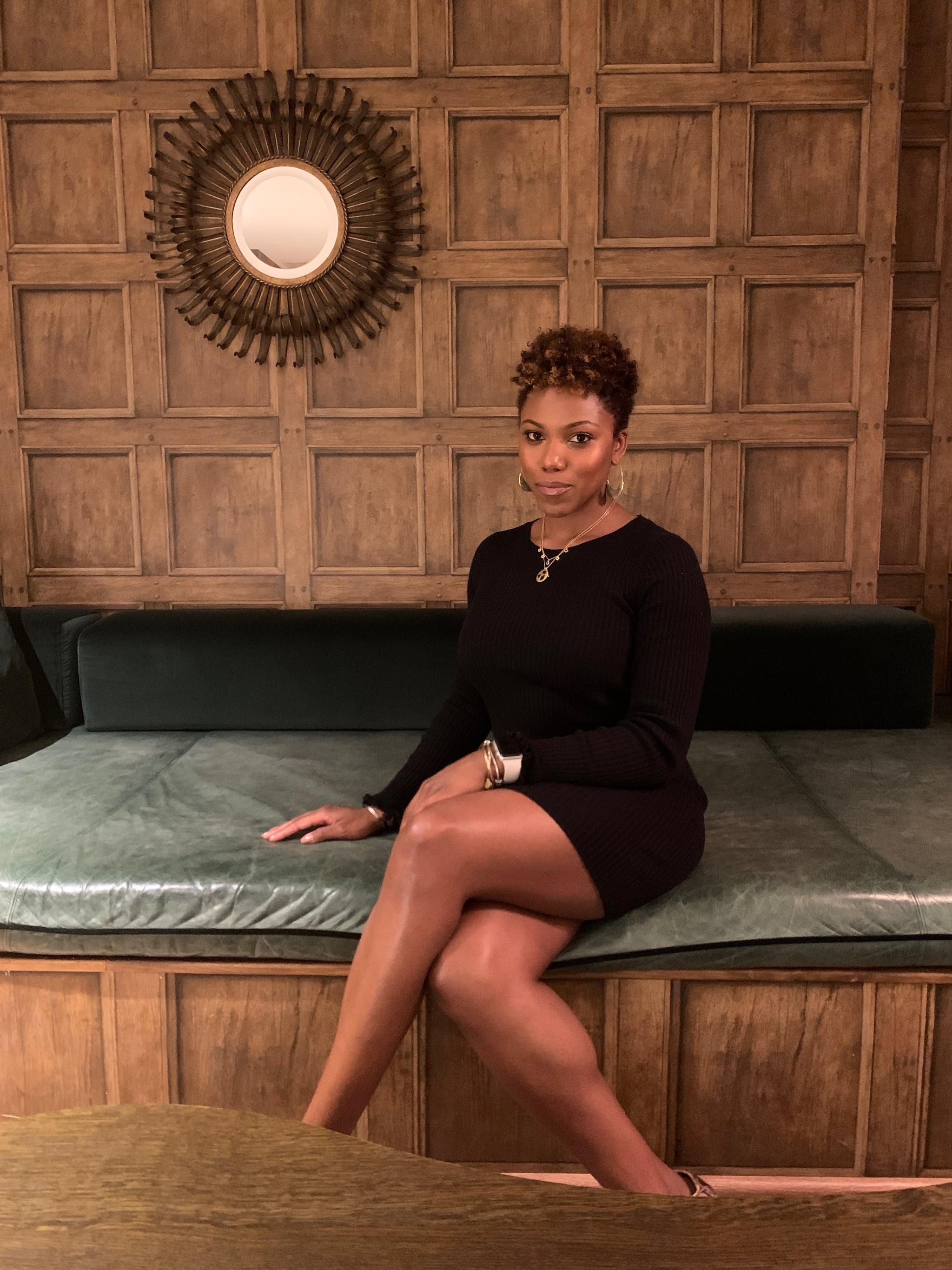 Mature black women pics Black Women On Finding Confidence Dressing Their Bodies Popsugar Fashion