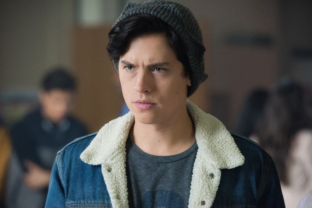 cole sprouse as jughead jones how old is the riverdale cast