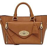 Small Willow Tote in Ginger (£1,250)