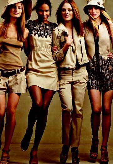 Fab Ad: Gap Design Editions, Summer '09