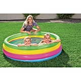 H2OGO! Inflatable Rainbow Play Kids Swimming Pool