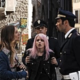 """You mentioned before, your co-star, Raoul Bova. Were you familiar with his work?  SJP: We actually had done a Gap campaign together [laughs]. But he is a big, massive star in Italy. Like, crazy. I mean, when we were shooting, the streets were lined with people wanting to get a glimpse of him. He has a big, big profile in Italy. And he's also just a very dear, tender person and very pleasant to work with, truly. I mean, it's boring, but I really liked him.  You're known for your sense of fashion both on screen and off. What was your input on All Roads Lead to Rome?  SJP: I have input, as all actors do, with the costume design. But I don't think of it as """"fashion,"""" really. I think it's part of telling the story. From early on in my career, long before Sex and the City, perhaps because I come from a theatre background, that part of the creation of a character is incredibly important. I love that part of the process. I not only look forward to that part, but I find it necessary. As any costume designer will tell you, I will try every single thing on. I'm very detail-oriented about that. Very specific. And I think it's very important to make sure it's not about vanity, but rather about the character. So, yes, I have a lot to do with that.  How did that play out on this film?  SJP: Ella Lemhagen, her sister Moa was the costume designer on this film. She does a lot of Ella's movies in Sweden. So it was really nice to work with her. It was a limited budget, so we had to be thoughtful, strategic and clever, but that also clicked with the character. You know, Maggie isn't someone with money, nor is she someone who's interested in fashion. She dresses in a way that's considered appropriate for her life."""