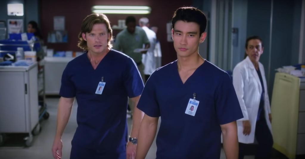 New Characters On Greys Anatomy Season 15 Popsugar Entertainment