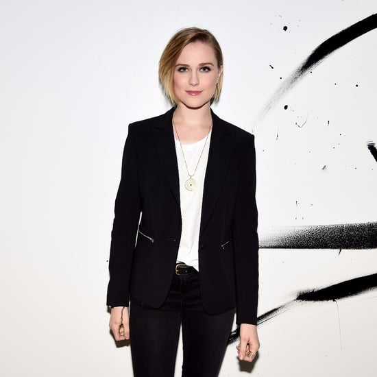 Evan Rachel Wood Beauty Interview