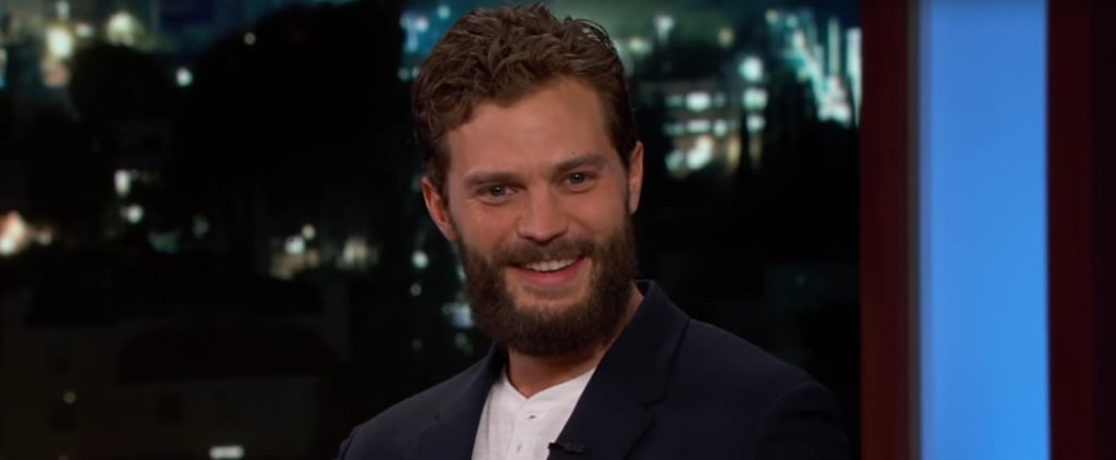 "Jamie Dornan Knows How to Pick Out a Fifty Shades Fan: ""It's Like a Hunger in the Eyes"""
