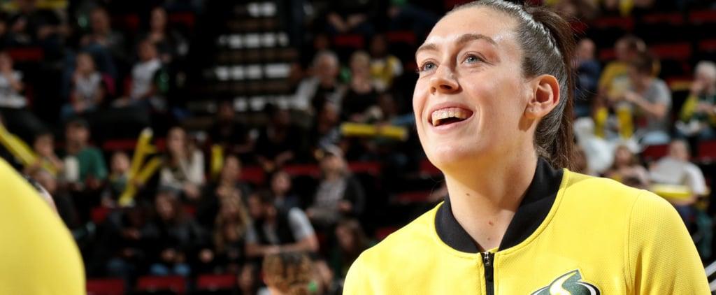 Who Is WNBA Player Breanna Stewart?