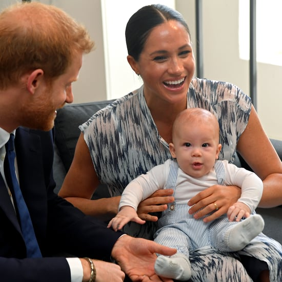 "Meghan Markle Says Archie's Favourite Word Is ""Hydrate"""