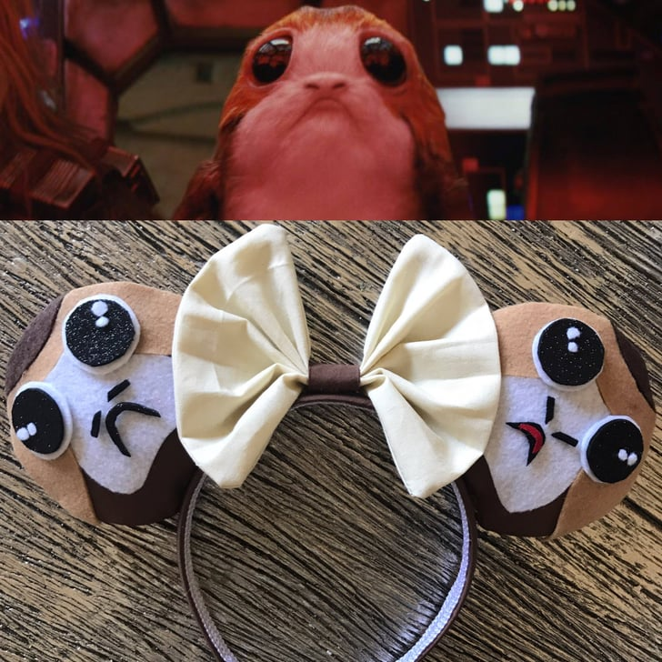 Porg Mickey Mouse Ears Star Wars Porg Gift Ideas