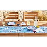 Island Scene Table Runner