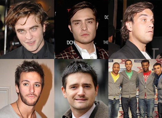 Which British Male Do You Want to See More of in 2009?