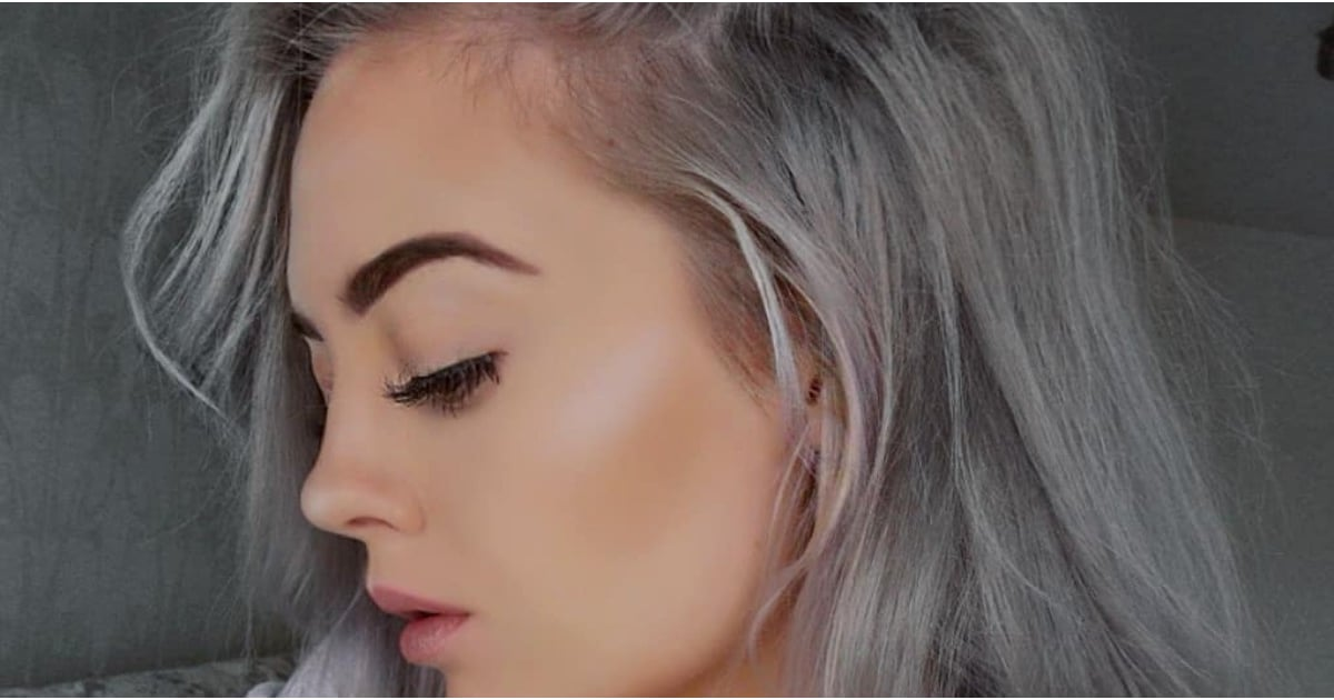 Styles For Grey Hair: Hairstyles For Grey Hair